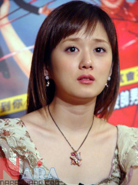 张娜拉27台湾行最新照片!